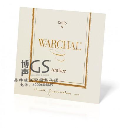 进口大提琴弦 WARCHAL Amber 大提琴弦
